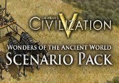 Sid Meier's Civilization V - Wonders of the Ancient World Scenario Pack DLC Steam Gift