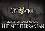 Sid Meier's Civilization V - Cradle of Civilization: Mediterranean DLC Steam CD Key