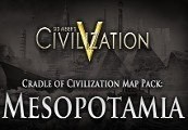 Sid Meier's Civilization V - Cradle of Civilization: Mesopotamia DLC Steam CD Key