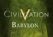 Sid Meier's Civilization V - Babylonian Civilization Pack DLC Steam Gift