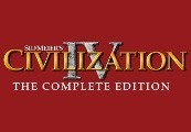 Sid Meier's Civilization IV Complete Edition Steam Gift