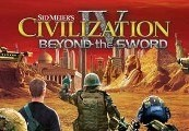 Sid Meier's Civilization IV - Beyond the Sword Expansion Steam Gift