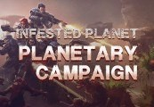 Infested Planet - Planetary Campaign DLC Steam Gift