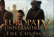 Europa Universalis IV - The Cossacks Content Pack RU VPN Required Steam CD Key