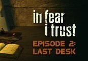 In Fear I Trust Episode 2 Steam CD Key