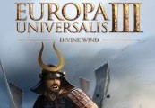 Europa Universalis III - Divine Wind Expansion Steam CD Key
