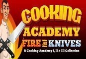 Cooking Academy Fire and Knives Steam Gift