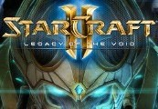 StarCraft II: Legacy of the Void Digital Deluxe Edition US Battle.net CD Key