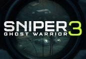 Sniper Ghost Warrior 3 Clé Steam