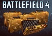 Battlefield 4 - 10 x Gold Battlepacks DLC Origin CD Key