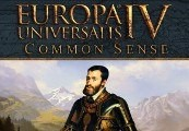 Europa Universalis IV - Common Sense Expansion RU VPN Activated Steam CD Key