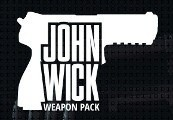 PAYDAY 2 - John Wick Weapon Pack DLC Steam Gift