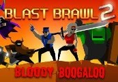 Blast Brawl 2: Bloody Boogaloo Steam CD Key