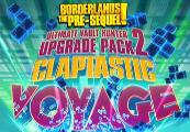 Borderlands: The Pre-Sequel - Claptastic Voyage and Ultimate Vault Hunter Upgrade Pack 2 DLC RU VPN Activated Steam CD Key