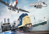 Transport Fever PL/CZ Language Only Steam CD Key