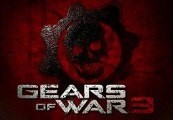 Gears of War 3 RoW XBOX 360 CD Key
