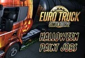 Euro Truck Simulator 2 - Halloween Paint Jobs Pack DLC Steam Gift