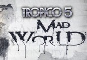 Tropico 5 - Mad World Steam CD Key