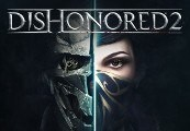 Dishonored 2 RU VPN Required Steam CD Key