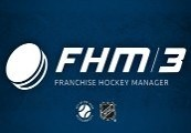 Franchise Hockey Manager 3 Steam CD Key
