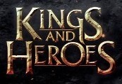 Kings and Heroes EU Steam CD Key