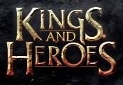 Kings and Heroes EU Steam CD Key