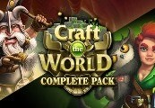 Craft The World Complete Pack Steam CD Key