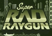 Super Rad Raygun Steam CD Key