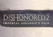 Dishonored 2 - Imperial Assassin's DLC US PS4 CD Key