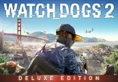Watch Dogs 2 Deluxe Edition RoW Uplay CD Key