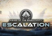 Ashes of the Singularity: Escalation EU Steam CD Key