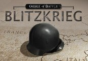 Order of Battle: World War II - Blitzkrieg DLC Steam Gift