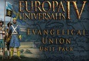 Europa Universalis IV - Evangelical Union Unit Pack DLC Steam CD Key
