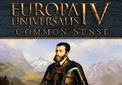 Europa Universalis IV - Common Sense Collection RU VPN Required Steam CD Key