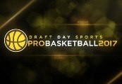 Draft Day Sports: Pro Basketball 2017 Steam CD Key
