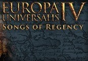 Europa Universalis IV - Songs of Regency Pack Steam CD Key