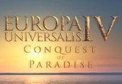Europa Universalis IV - Conquest of Paradise Expansion RU VPN Required Steam CD Key