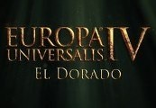 Europa Universalis IV - El Dorado Expansion RU VPN Required Steam Gift