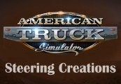 American Truck Simulator - Steering Creations Pack DLC Steam Gift
