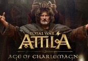 Total War: ATTILA - Age of Charlemagne Campaign Pack DLC Steam CD Key