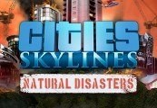 Cities: Skylines - Natural Disasters DLC RU VPN Activated Steam CD Key