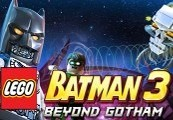 LEGO Batman 3: Beyond Gotham + Dark Knight DLC Steam CD Key