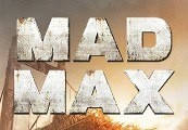 Mad Max RoW Steam CD Key