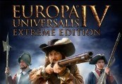 Europa Universalis IV: Digital Extreme Edition Upgrade Pack Steam Clé
