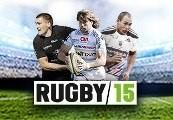 Rugby 15 Steam CD Key
