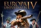 Europa Universalis IV EU + Pre-Order Bonus Steam Key