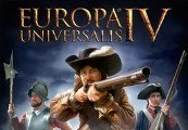 Europa Universalis IV + PRE-ORDER Bonus Steam CD Key