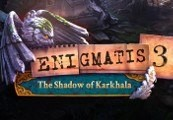 Enigmatis 3: The Shadow of Karkhala Clé Steam