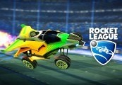 Rocket League - Aftershock DLC Steam CD Key