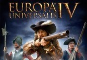 Europa Universalis IV RU VPN Required Steam CD Key